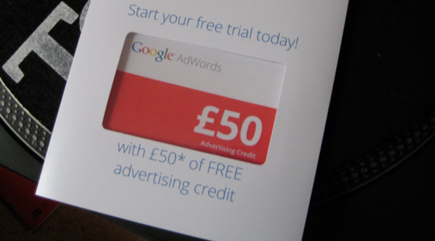 free google adwords vouchers